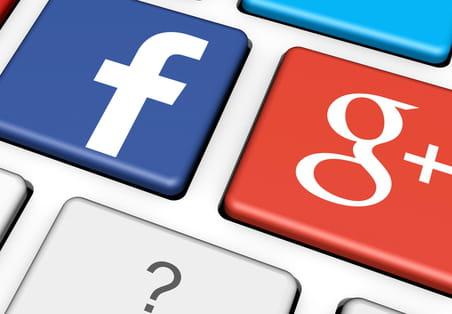 Investissement: Facebook versus Google, le match des valeurs