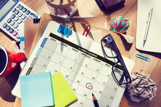 Jours de fractionnement: calcul, fonction publique...