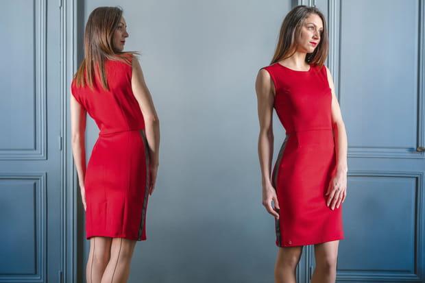 Une robe connectée Spinali design