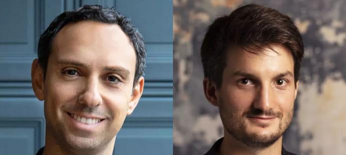 """David Dayan et Stephan Ploujoux (Showroomprivé):""""Showroomprivé souhaite devenir une plateforme B2B à destination des marques"""""""