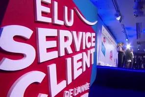 Cérémonie Elu service client de l'année: la liste des vainqueurs