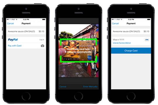 Paypal s'intègre en natif aux apps iOS et Android