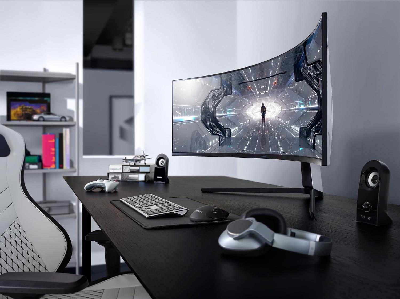 Ecran PC Gamer: 144Hz, 4k, incurvé, 27pouces… Le guide