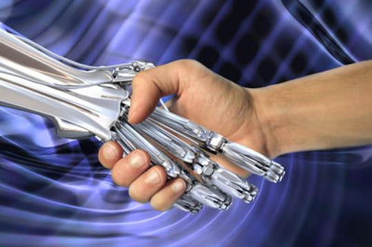 Les humains ont une qualité qui les rend encore supérieurs aux robots