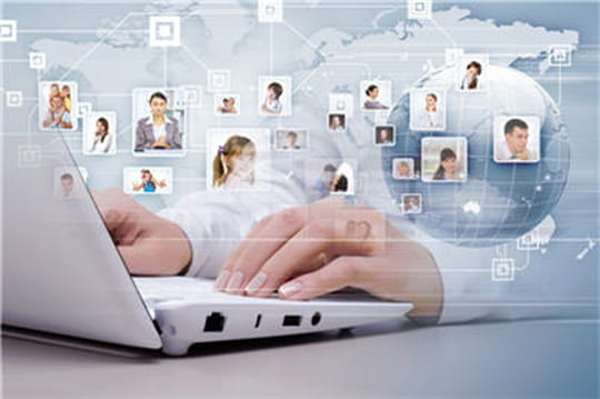 75% des groupes du CAC40ont un réseau social d'entreprise