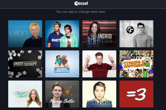 Vessel, la start-up qui rêve de faire vaciller Youtube