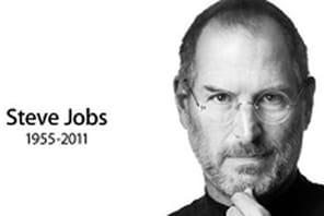 La carrière de Steve Jobs en images