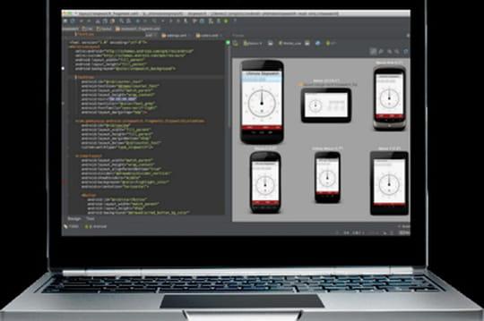 Android Studio: un IDE gratuit dévoilé lors de Google I/O