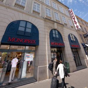 monoprix a de nouveau concentré ses efforts sur la relation client.