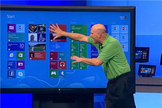 Windows 8: les tablettes géantes débarquent