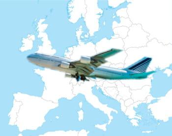 les plus grandes compagnies low cost européennes.