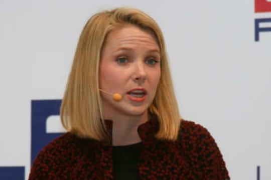 Marissa Mayer : la nouvelle CEO de Yahoo en images