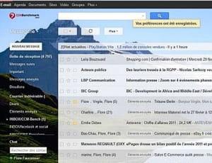 webmail de google