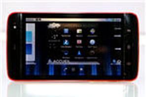 Dell Streak: une tablette aux dimensions d'un téléphone