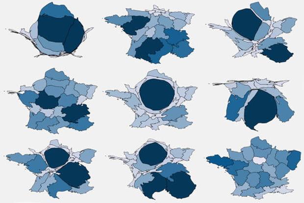 La France comme vous ne l'avez jamais vue