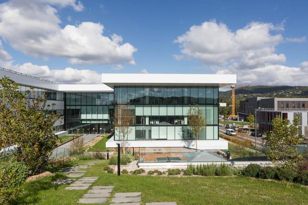 Dans le nouveau campus de LDLC