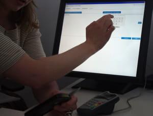banque populaire a opté pour deux modes d'authentifications possibles : l'envoi