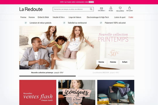 La Redoute internalise ses achats programmatiques et ouvre sa data