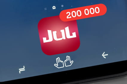 Comment le rappeur Jul s'est hissé en haut de l'App Store en une journée