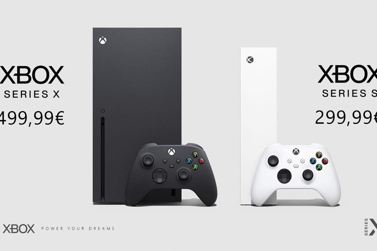 PS5 versus Xbox Series 18537713
