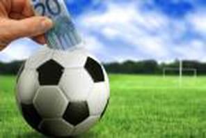 Le football financé par l'argent public