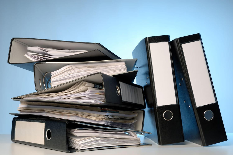 Papiers à conserver: lesquels garder et combien de temps
