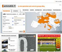 le site automobile.fr