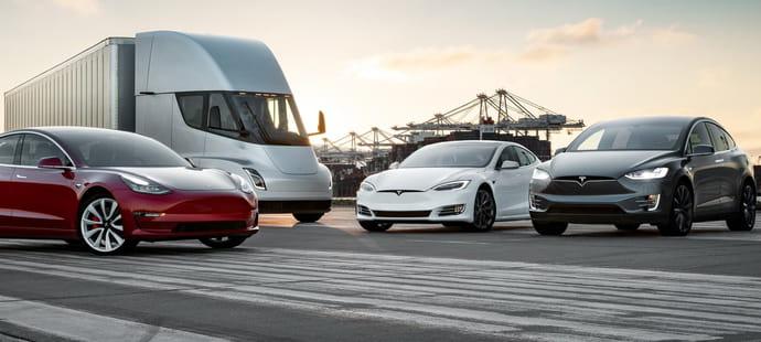 Tesla: prix et occasions en France des Model 3, Model S, Model X