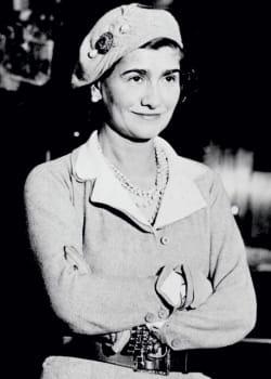 coco chanel : 1883-1971