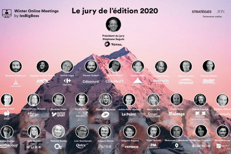 Les BigBoss transforme finalement la Winter Edition 2020en événement digital