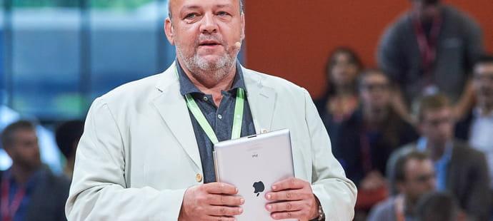 """Jean-David Chamboredon (France Digitale):""""Les assureurs-vie devraient placer une partie de leurs avoirs dans les start-up"""""""