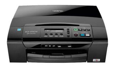 l'imprimante dcp-375cw de brother