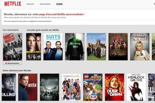 Netflix déçoit pour son lancement en France... mais promet de s'améliorer