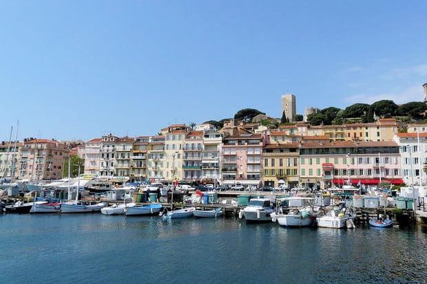 28e : Cannes (Alpes-Maritimes),  19,4 mètres carrés de pouvoir d'achat