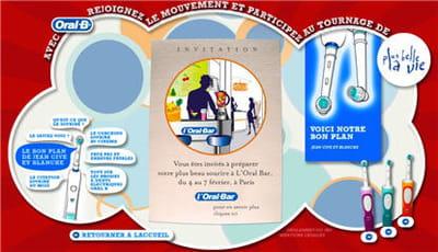 capture d'écran du site plusbellesvosdents.fr