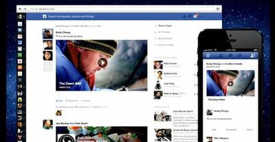 new facebook