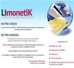 limonetik, start-up spécialisée dans la monétique et le marketing online