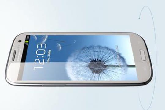 Samsung Galaxy S III maintenant taillé pour les entreprises