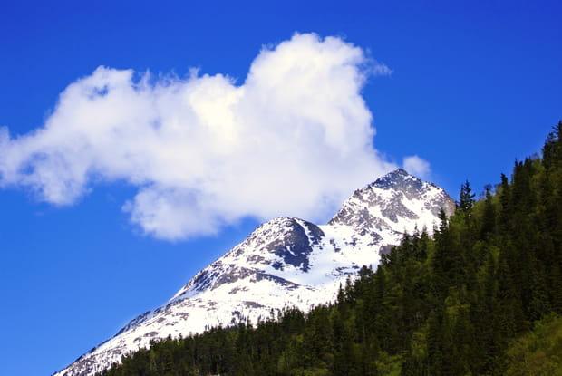 La piste Chilkoot, Alaska et Canada