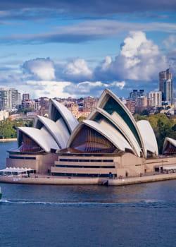 l'australie semble être la destination rêvée.