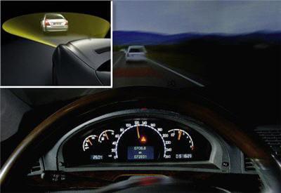 pre-safe brake est un système anti-collision sur mercedes