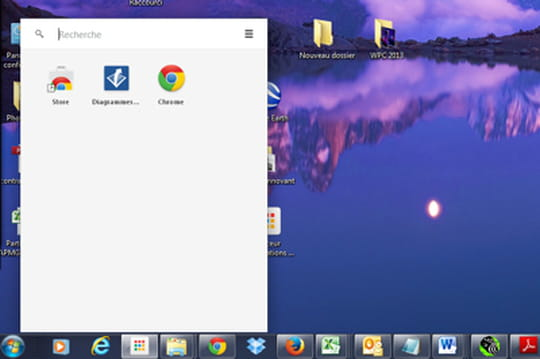 Les Google Chrome Apps s'immiscent dans Windows