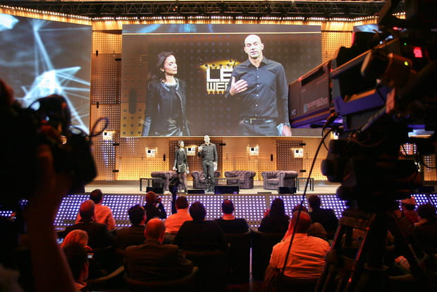 LeWeb Paris 2012 : session d'ouverture