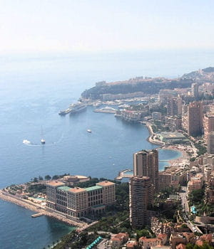 le projet d'extension sur la mer de la cité princière a étésuspendu par le
