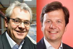 """Denis Terrien et Bernard Avril (Groupe 3SI):""""Avec le lancement de Dispeo, le groupe 3SI achève sa mutation"""""""