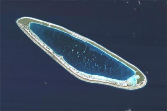 Atoll du bout du monde
