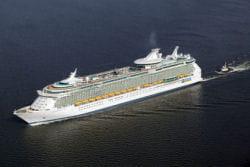 l'independance of the seas, mis à l'eau cette année, peut transporter 4.000