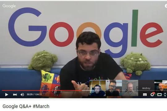 SEO : et, officiellement, les trois critères les plus importants pour Google sont…