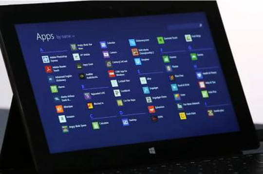 Nouveau report de Firefox pour Windows 8 tactile