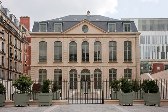 Banque Postale hôtel Choiseul Praslin